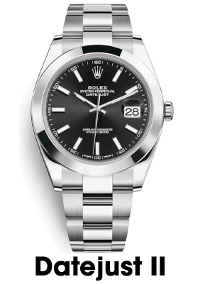 Sell My Rolex Datejust II