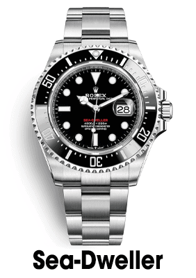 Sell My Rolex Sea-Dweller
