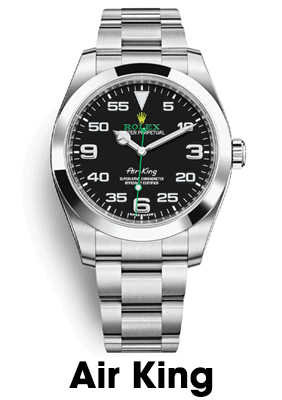 Sell Rolex Air King