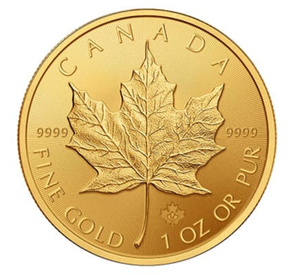 cash for gold canadian maple leaf coin los angeles