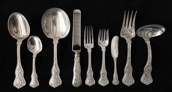 cash for sterling silver flatware los angeles